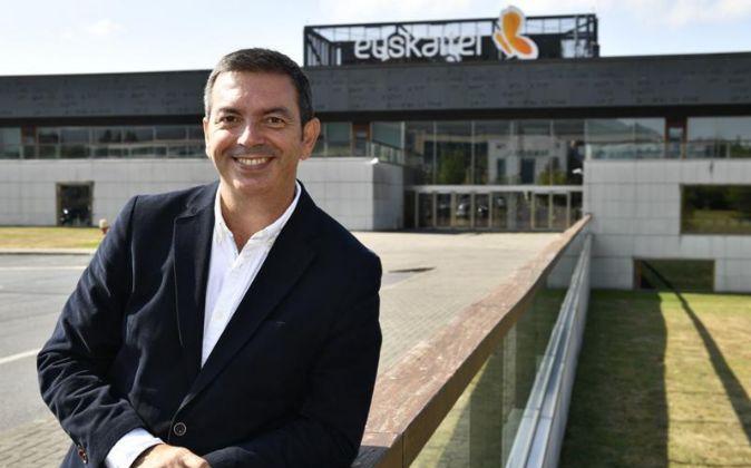 Francisco Arteche, consejero delegado de Euskaltel