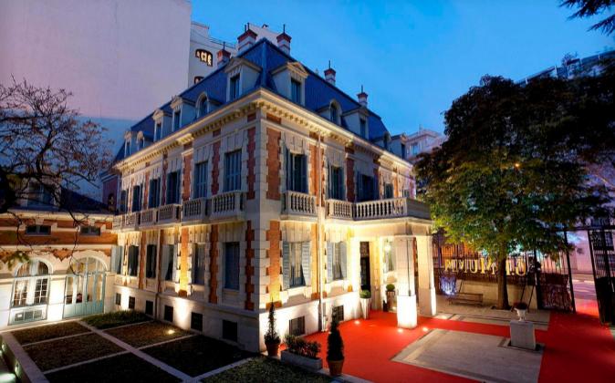 El evento tendrá lugar en la Maison G.H. Mumm Madrid, en la calle...
