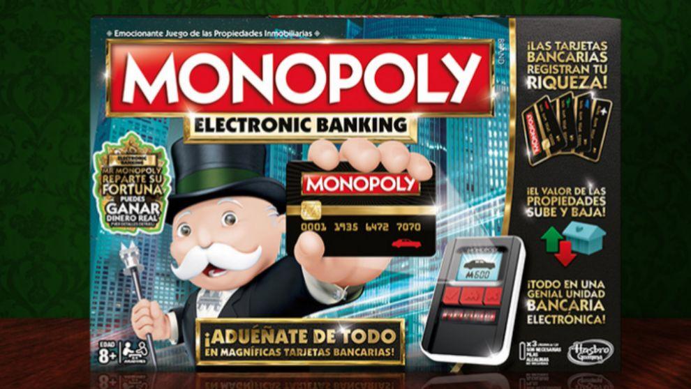El último en llegar a las tiendas, el Electronic Banking, con...