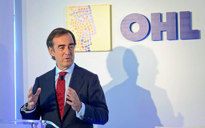 Juan Villar-Mir de Fuentes, presidente de OHL.
