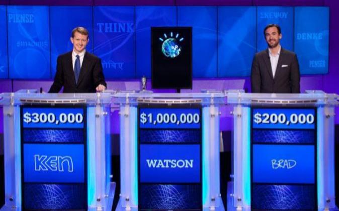 El sistema operativo Watson de IBM se proclamó ganador del concurso...