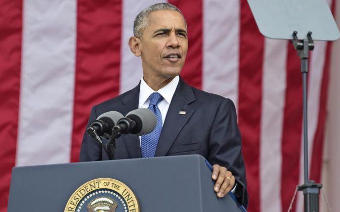 El presidente estadounidense Barack Obama.