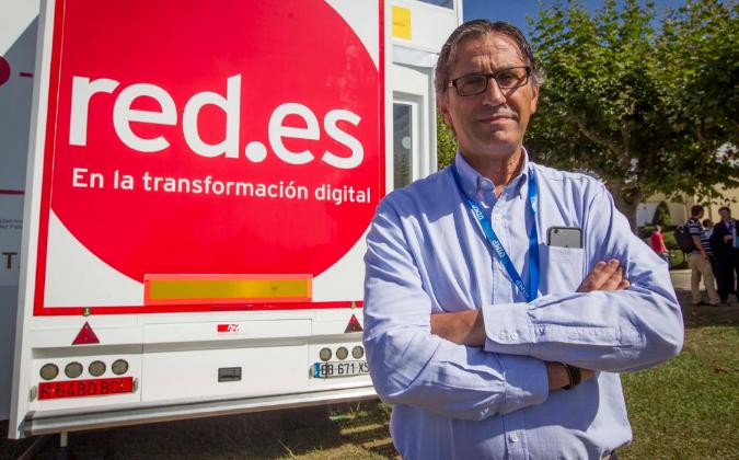 Daniel Lobera, Director General de RED.es