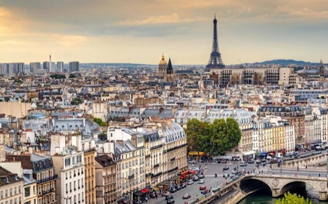 Una imagen de archivo de París.