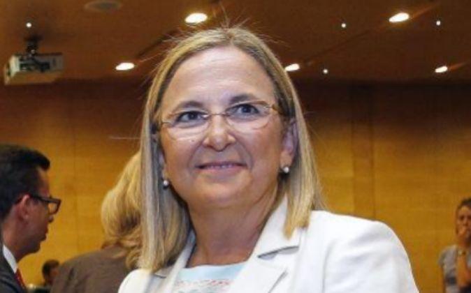 La secretaria de Estado de Economía, Irene Garrido.