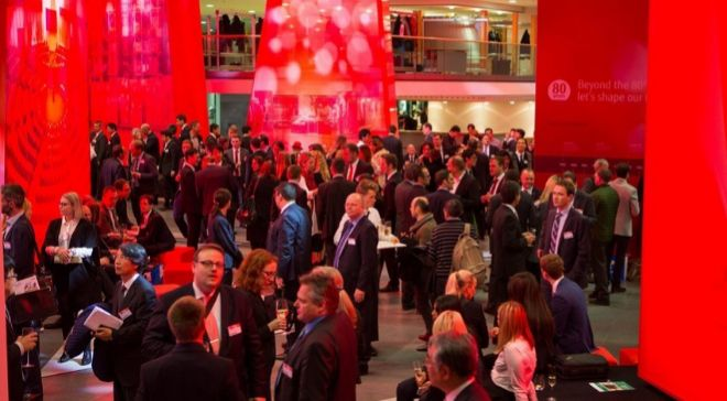 Imagen de la edición de Fujitsu Forum del año pasado, que congregó...