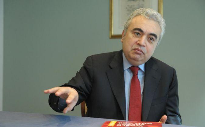 Fatih Birol, director ejecutivo de la AIE.