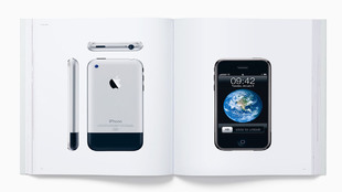 "El libro ""Designed by Apple in California"", un magnífico regalo para..."