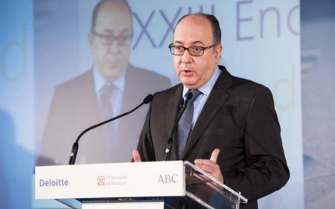 XXIII ENCUENTRO DEL SECTOR FINANCIERO ORGANIZADO POR DELOITTE. FOTO...