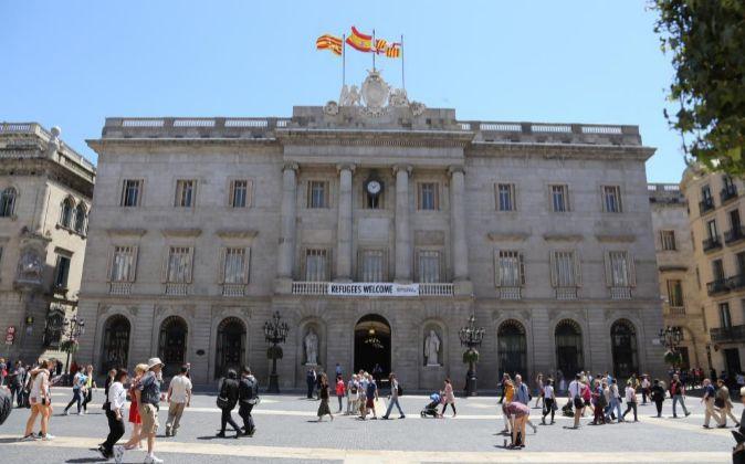 harto Soportar digerir  La estadounidense Under Armour instala su filial española en Barcelona