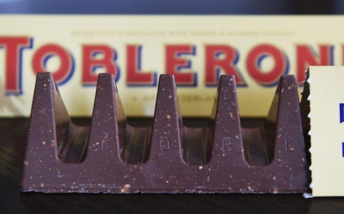 Toblerone.