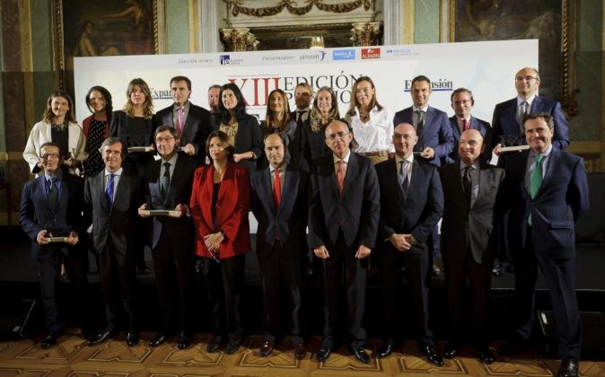 Entrega de los  'Premios E&E a la Innovación en Recursos...