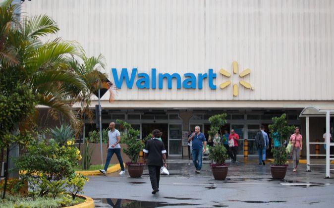 Tienda de Walmart en Brasil