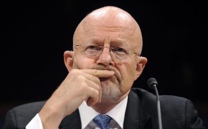 El director de la Oficina de Inteligencia Nacional de EEUU, James...