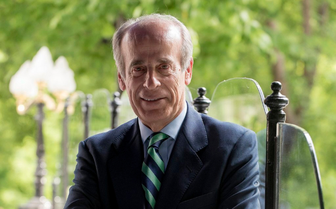 El empresario Eugenio Galdón.