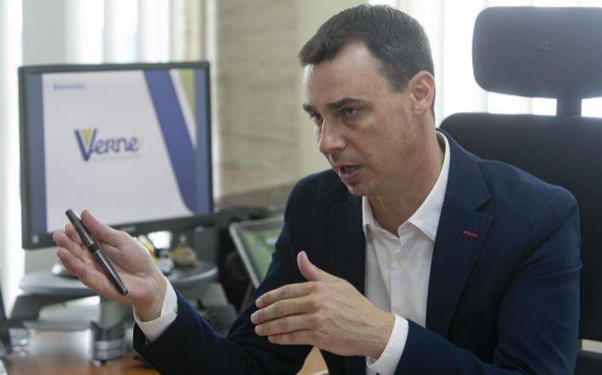 Gianni Cecchin, consejero delegado del Grupo Verne.