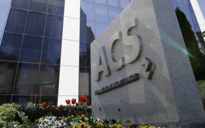 Sede central de ACS en Madrid