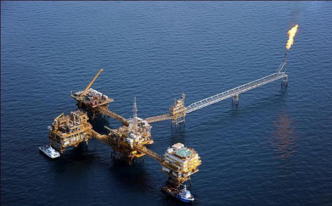 Explotación petrolífera de National Iranian Oil Company (NIOC) en el...