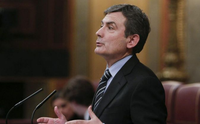 El diputado del PSOE Pedro Saura.