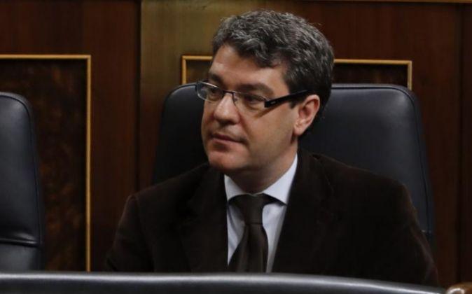 El ministro de Industria, Turismo y Agenda Digital, Álvaro Nadal.