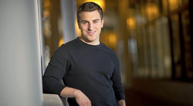 Brian Chesky, consejero delegado de Airbnb.