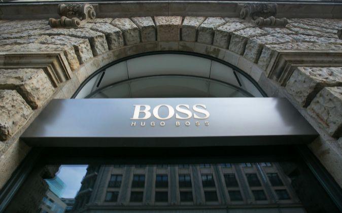 Tienda de Hugo Boss.