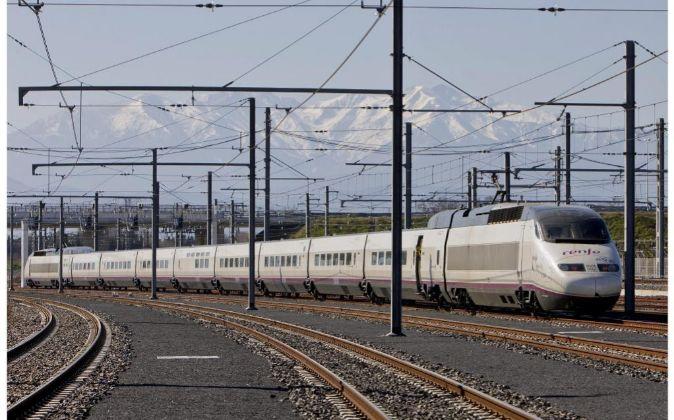 TREN AVE S100 DE RENFE