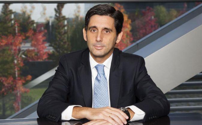 JOSE MARIA ALVAREZ PALLETE, PRESIDENTE DE TELEFONICA