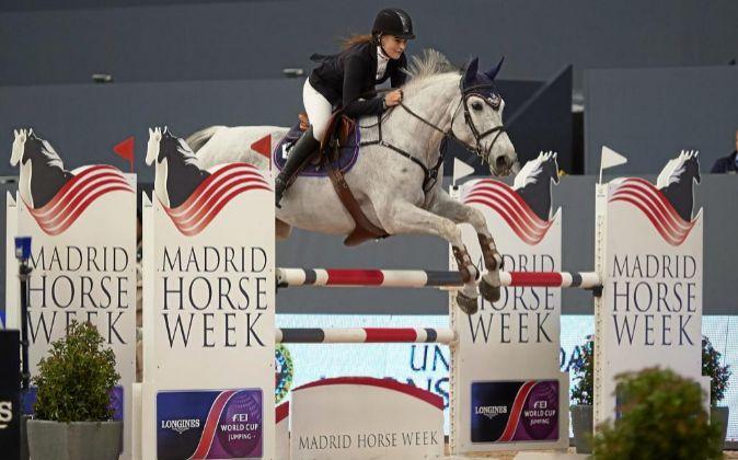 Madrid Horse Week.