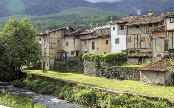 Hervás (Cáceres), la cuarta maravilla rural de España en 2016,...