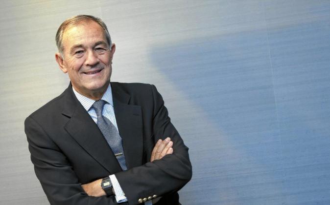 José Domingo de Ampuero, presidente de Viscofan