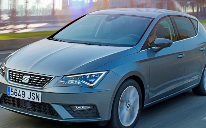 El Seat León se posiciona como el líder absoluto en ventas en...