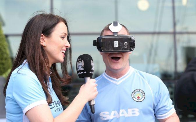 El Manchester City ha lanzado un aplicación para que sus seguidores...