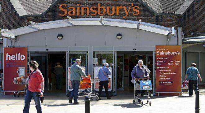 Sainsbury usaba los datos de compra de productos dietéticos como...