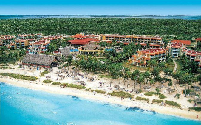 Hotel Iberostar Daiquiri en Cuba.