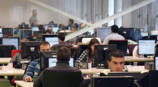 Oficinas de Vector ITC, es un grupo tecnológico 100% de capital...