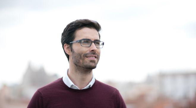 Carles Lloret, director general de Uber para el Sur de Europa.