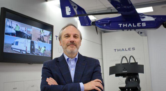 Javier Pavón, director del departamento de calidad y mejora continua...