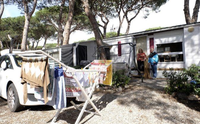 Camping Estrella de Mar (Castelldefels)
