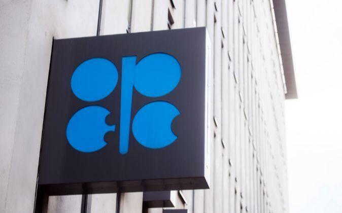 Imagen del logo de la OPEP