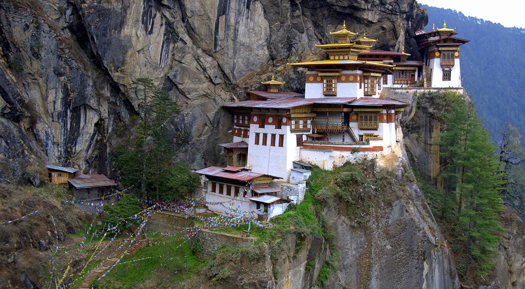 Este país, situado en la cordillera del Himalaya, cuenta con...