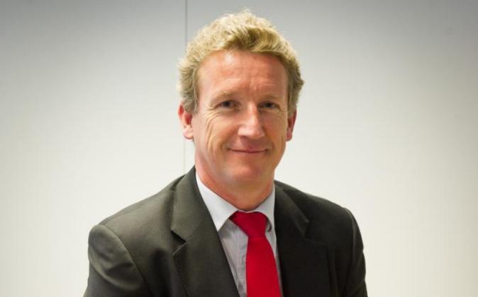 Bryan Hughes, socio director mundial de Eversheds.