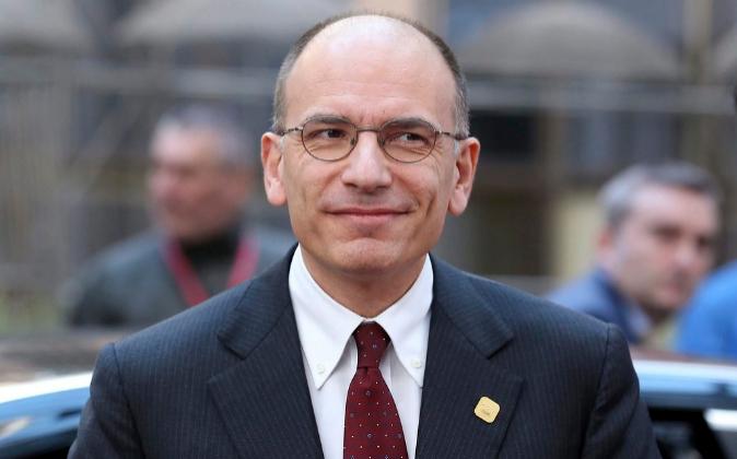 Enrico Letta, exprimer ministrov de Italia.