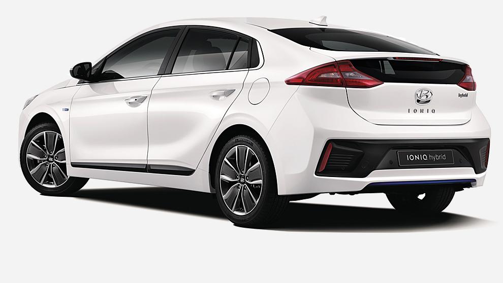 IONIQ de Hyundai