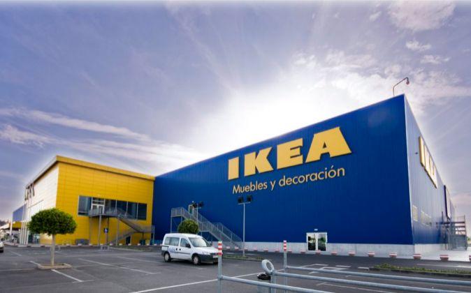 Tienda de Ikea en Málaga