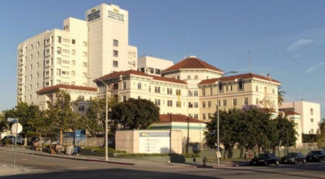 En febrero, el hospital presbiteriano de Los Ángeles pagó 17.000...
