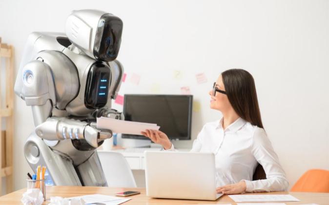Los robots estudian datos de los candidatos para valorarles de la...