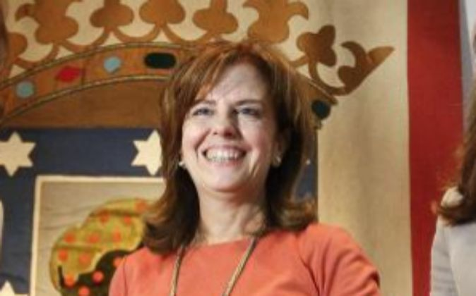 Pilar Platero, que fue hasta noviembre subsecretaria de Hacienda,...