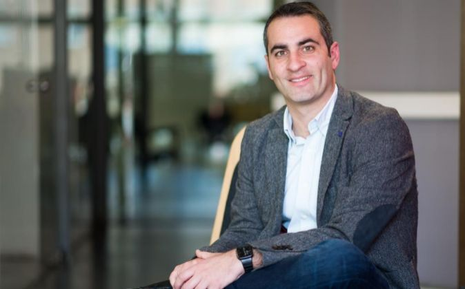 Francesc Font, cofundador y consejero delegado de la plataforma online...