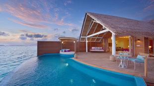 Para una celebración atípica nada mejor que las Maldivas y su...